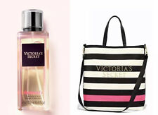 Victoria's Secret HEAVENLY Fragrance Mist + VS Weekender Tote Bag