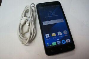 Alcatel IdealXCITE 5044R 8GB AT&T BLACK Smartphone FREE BUNDLE & SHIPPING