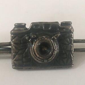 Vintage Leica Camera Tie Clasp Clip