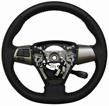 2011-13 Toyota Matrix Steering Wheel Black Leather W/Premium Sound 4510002X10B0