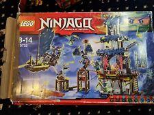 Rare Lego Ninjago Masters of Spinjitzu, 70732  City of Stiix complete boxed