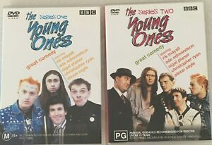 THE YOUNG ONES Complete Series 1 + 2 BBC DVD Region 4 PAL