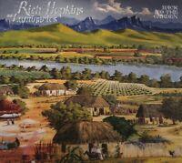 RICH & LUMINARIOS HOPKINS - BACK TO THE GARDEN   CD NEU