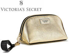 VICTORIA´S SECRET: GOLD Kulturtasche, Make-Up-Tasche,Kosmetiktasche-Kulturbeutel