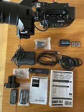 Excellent Condition Sony PXW-FS7 XDCAM Super 35 Camera With EXTRAS