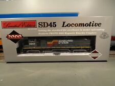 WALTHES/PROTO HO SD45 Locomotive SEABOARD LINES, Limited Edition, New Old Stock