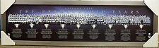 GEELONG CATS PREMIERS HISTORY THE PREMIERSHIP YEARS PRINT FRAMED 2007 2009 2011