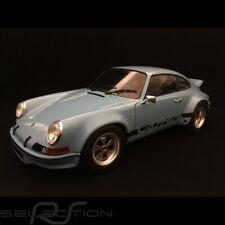 Porsche 911 Carrera 2.8 RSR 1974 Bleu clair 1/18 Solido S1801101