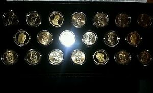 2009 Preidental dollars complete Uncertified series all types minted P D S proof