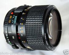 Legendary Minolta MD 35-70 mm  f/3.5 constant aperture Macro Zoom lens + l.hood