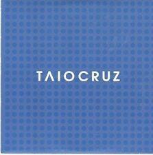 (CE314) Taio Cruz, I Can Be - 2007 DJ CD
