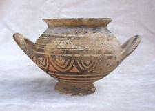 SUPERB Ancient DAUNIAN TERRACOTTA JAR - 5th Century BC