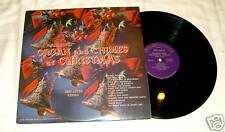 Hammond Organ & Chimes at Christmas LP Album - Vinyl Alshire Int'l Record