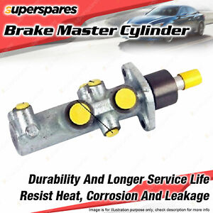1x Brake Master Cylinder for Fiat Ducato 2.8L 2.3L Diesel FWD 2 3 Door
