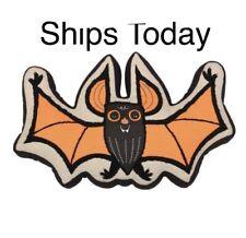 HYDE AND EEK! Halloween Bat Toss Pillow Ships Today