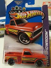 Hot Wheels Custom '69 Chevy Pickup HW Showroom Red