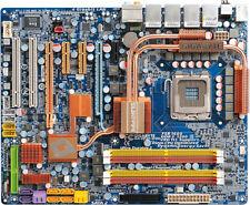 GIGABYTE GA-EP45-DQ6 LGA 775 Intel P45 ATX Intel Motherboard and C2D E8400 CPU