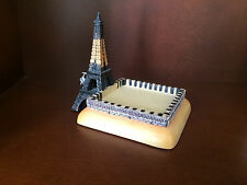 Eiffel Tower Paris Jewelry Ring Tray Dish Decor