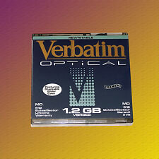 "Verbatim 89108, 5,25"" MO Disk, 1,2 GB, Data Cartridge Datenkassette, NEU & OVP"
