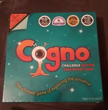 Cogno challenge edition Deep Worlds game - exploring the universe free shipping