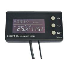 Controlador de Temperatura / Termostato Regulador para acuario (TC-120)