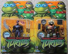 turtles Teenage Mutant Ninja Action Figures original vintage carded