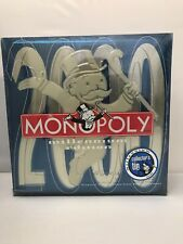 Monopoly Millenium Edition Collector's Tin Original Factory-Sealed Box
