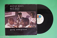Manfred Mann's Earth Band with Chris Thompson – Going underground – 7' Germany