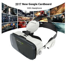 BOBO VR Box Z4 Virtual Reality Headset 3D Movie Cardboard Game Glasses Head