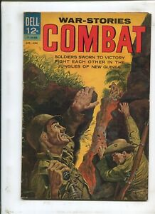 COMBAT #8 - FIGHTING BACK IN NEW GUINEA! - (5.5) 1963