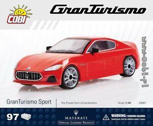 COBI  Maserati GranTurismo Sport  / 24561 / 97 elem. blocks  auto toys car