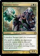 LOXODON SMITER Return to Ravnica MTG Gold Creature—Elephant Soldier RARE