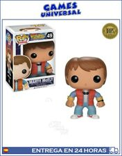 Funko Pop Marty Mcfly Back To The Future