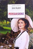 Persuasione di Jane Austen Nuovo Crescere Edizioni legg. rovinato