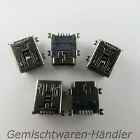 5 Pin Mini USB Buchse SMT Female SMD Socket Connector