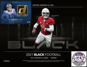 Seattle Seahawks 2021 Panini Black Football 3Box Donruss 1Box Break