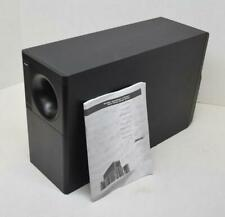 New ListingBose Acoustimass 10 Series Ii Passive Subwoofer for Home Theater Speaker System