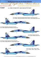 Foxbot Decals 1/32 SUKHOI Su-27S FLANKER Ukrainian Digital Camouflage NUMBERS