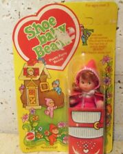 Vintage Mattel Shoe Baby Bean Pretty Party Beans In Package 1970's