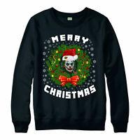 Merry Christmas Joker Christmas Jumper, DC Comics, Festive Gift Xmas Jumper Top