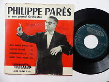 PHILIPPE PARES Beer barrel polka ... PACIFIC 45 EP 90049 B
