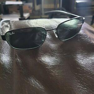 Mens ray ban sunglasses used