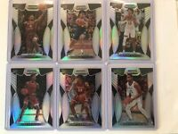 2019-20 Panini Prizm Draft Picks Silver Basketball RC Card Lot Of 6 MNT