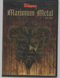 DVD Metal Hammer - Maximum Metal Vol.114, Chimaira, Napalm Death, Knorkator
