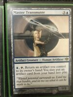 MTG Magic the Gathering Master Transmuter Conflux x1