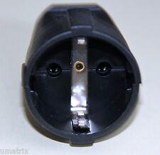 2 St Line Cord Clutch 2 Pin 16 A 250 VAC Screwdriving Puck Eu Type Restp. 1012