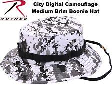 d7f3144434 City Digital Camo Military Style Boonie Hat Bucket Hat Jungle Hat Bush Hat  5460