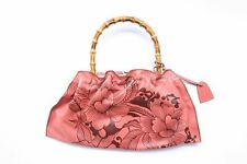 Collectors Tom Ford GUCCI Bamboo Floral Tattoo Bag SS03