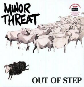 Out of Step Minor Threat LP New Sealed