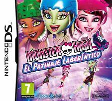Nintendo DS Region Monster High Skultimate Roller Maze